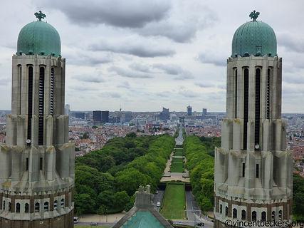 visite Bruxelles, Bruxelles tourisme, visite guidée Bruxelles, visite privée Bruxelles, basilique Koekelberg, visite guidée basilique Koekelberg