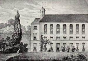 couvent Notre-Dame Berlaymont, Bruxelles, visite guidée Bruxelles, Vincent Beckers