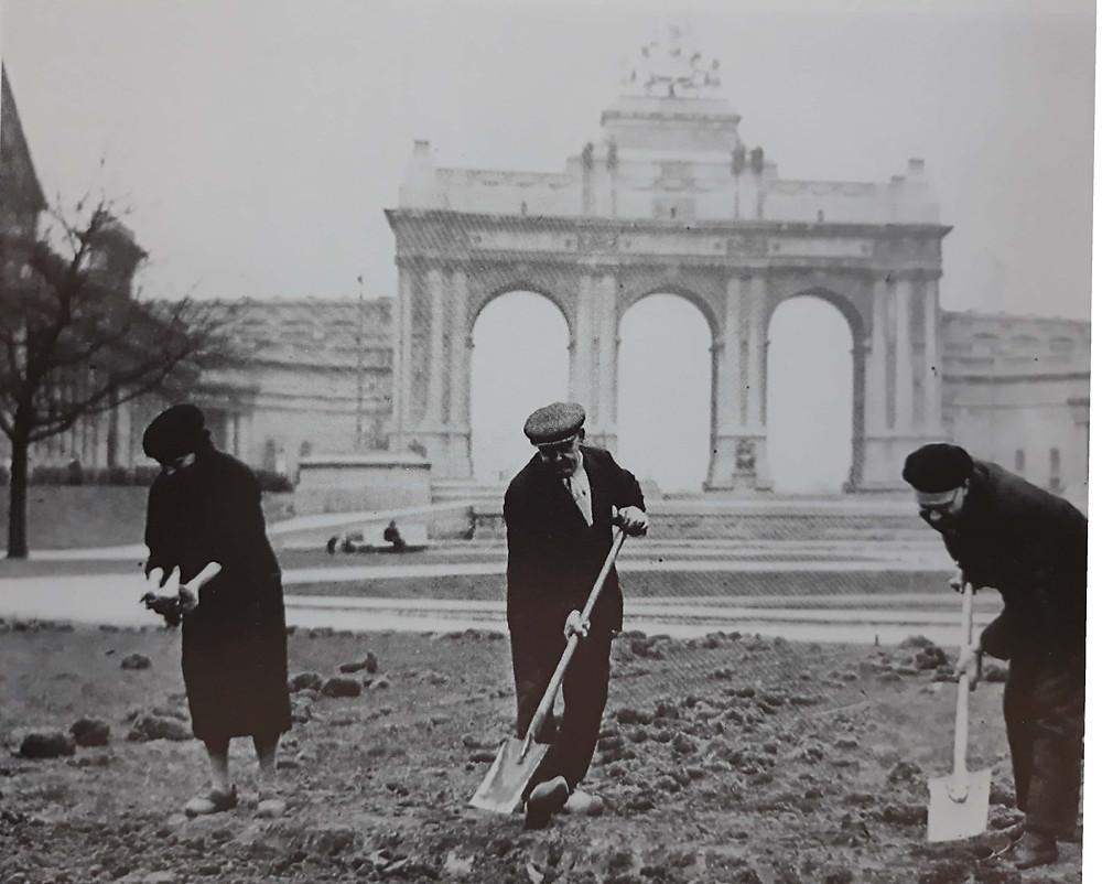 Bruxelles, parc du Cinquantenaire, visite Bruxelles, visite guidée Bruxelles, Vincent Beckers