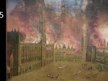 Bombardement de Bruxelles, 1695, 2/4
