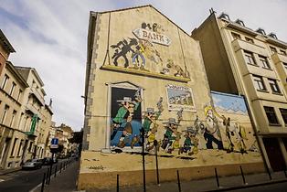 Bruxelles bande dessinée, visite Bruxelles, Bruxelles tourisme, visite guidée Bruxelles, Bruxelles BD