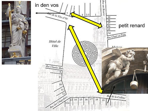 Vincent Beckers causerie grand place bru