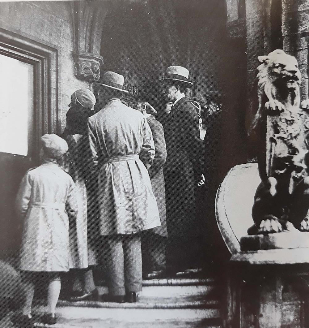 hôtel de ville de Bruxelles, 1930, visite guidée Grand-Place Bruxelles, Vincent Beckers
