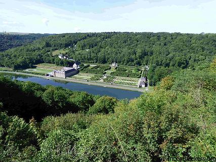 Freyr, château Freyr, visite Freyr, visite guidée Freyr, Wallonie tourisme, visite Wallonie, visite guidée