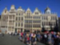 visite guidée Grand-Place Bruxelles, Vincent Beckers, guide privé, symbolique