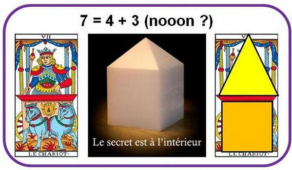 carte chariot tarot franc macon vincent beckers