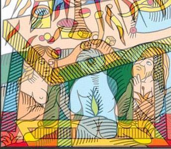 superposition cartes tarot bateleur jugement
