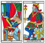 vincent-beckers-papesse-carte tarot renversée