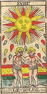 cours tarot gratuit en ligne soleil