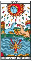 carte tarot lune vincent beckers