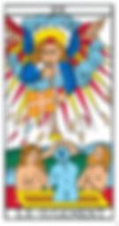 carte tarot jugement vincent beckers