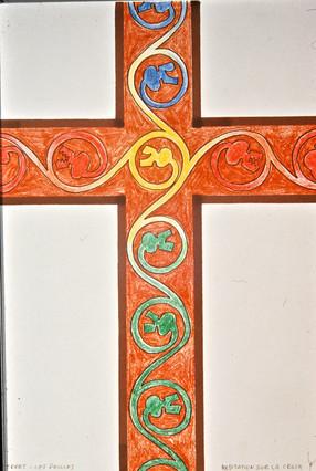 Méditation sur la croix
