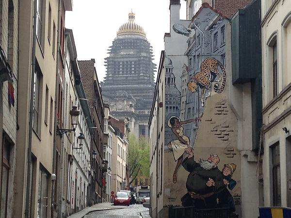 visite Bruxelles, visite guidée Bruxelles BD, Bruxelles bandes dessinées, Bruxelles tourisme, visite Bruxelles