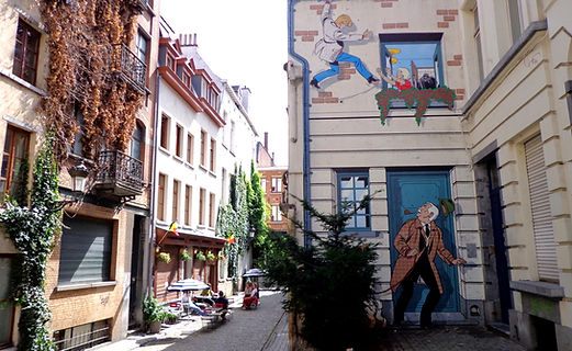 visite Bruxelles, Bruxelles tourisme, visite guidée Bruxelles, visite privée Bruxelles, Bruxelles bandes dessinnées
