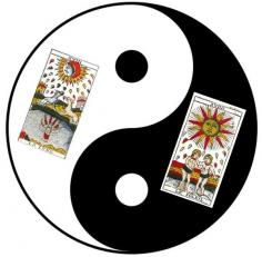 yin yang taijitu tarot  vincent beckers