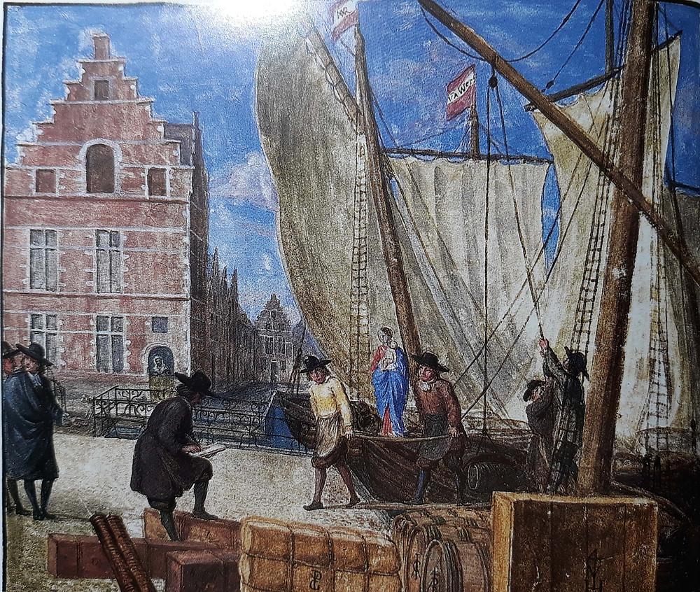 Bruxelles, 1452, visite Bruxelles, Vincent Beckers