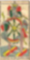 cours tarot gratuit en ligne roue de fortune