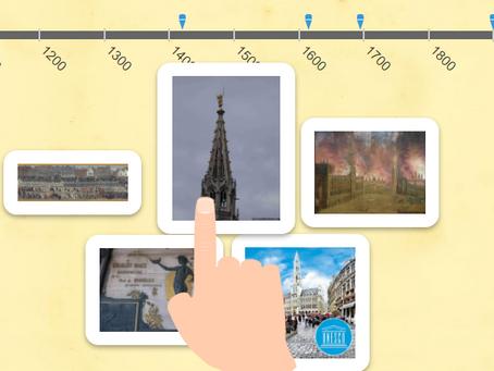 Les 5 dates-clés de l'Histoire de la Grand-Place de Bruxelles.