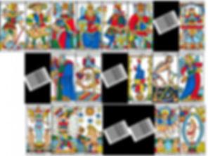 code barre carte tarot symbolique vincent beckers