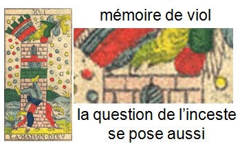 carte tarot maison dieu psychologique vincent beckers