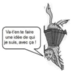 symbolique singe carte tarot roue fortune vincent beckers