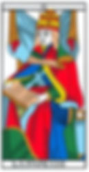 carte tarot papesse vincent beckers