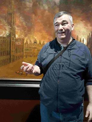 Vincent Beckers guide touristique et régional Bruxelles