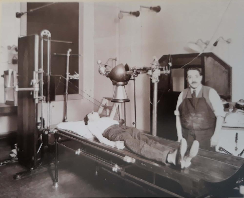 Bruxelles, hôpital Saint-Jean, 1930, visite Bruxelles, Vincent Beckers