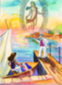 vincent beckers, carte monde,  monde tarot