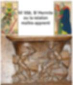 carte tarot hermite mat maitre apprenti vincent beckers