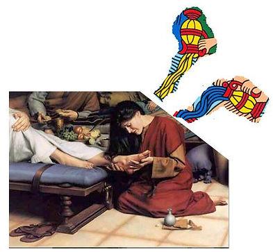 marie madeleine carte tarot symbolique vincent beckers