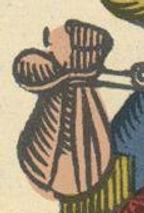 symbolique besace carte Mât tarot vincent beckers