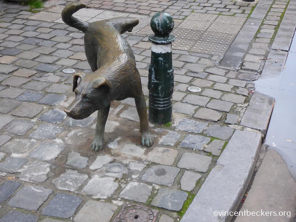 zinnekepis, Vincent Beckers, visite guidée Bruxelles