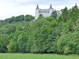 Vincent Beckers, visite guidée, visite Wallonie, visite Bruxelles, Ciergnon, château