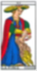 carte tarot Force Vincent Beckers