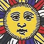 carte soleil tarot vincent beckers