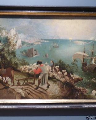 Vincent Beckers, visite guidée Bruxelles, musées des Beaux-Arts de Bruxelles
