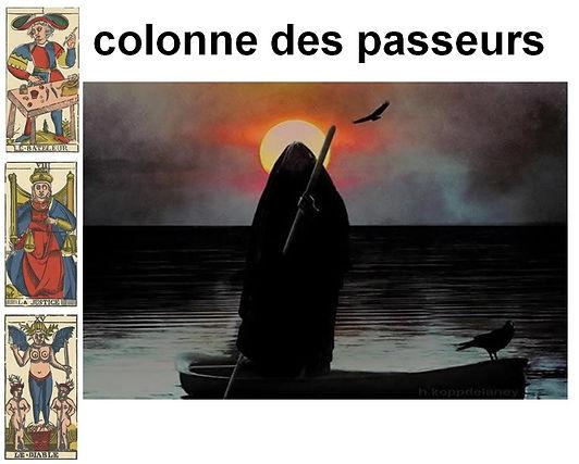 Alice Bailey 7 rayons et cartes du  tarot de Marseille Vincent Beckers