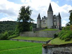 Vêves, Wallonie, visite guidée château Vêves, visite guidée, vallée mosane