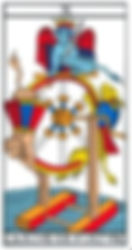 carte roue de fortune tarot vincent beckers