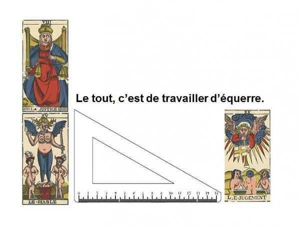 symbolique carte diable tarot
