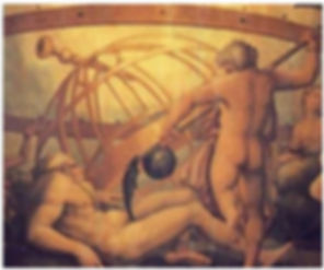 cronos arcane sans nom tarot vincent beckers
