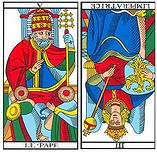 vincent-beckers-imperatrice- carte tarot