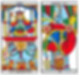 vincent-beckers-chariot-pape carte tarot