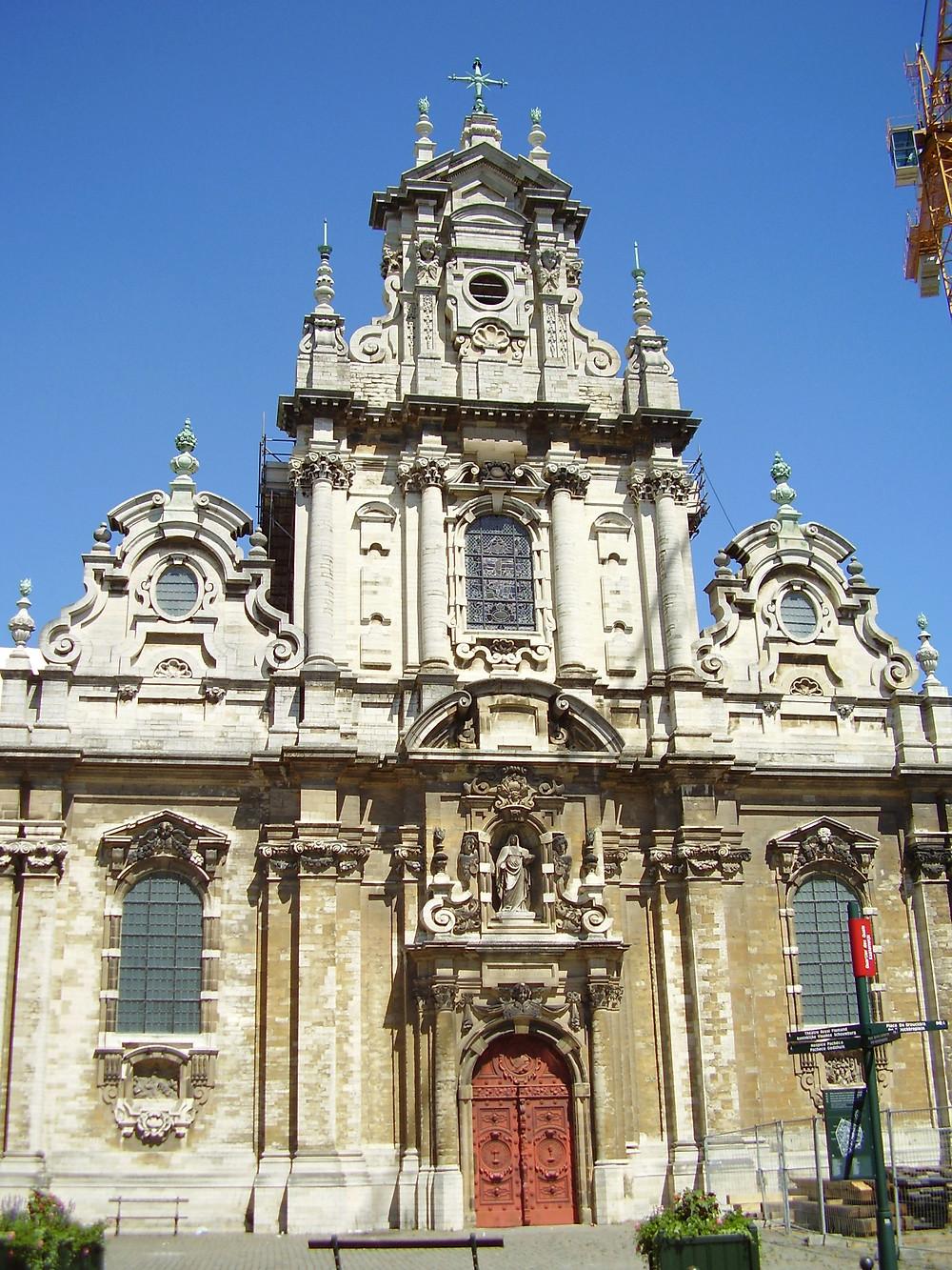 Saint-Jean-Baptiste au béguinage, Bruxelles, visite guidée Bruxelles, Vincent Beckers