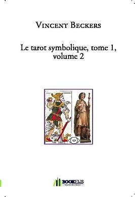 tarot symbolique vincent beckers livre