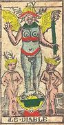 cours tarot gratuit en ligne diable