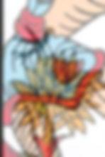 symbolique oiseau carte tarot 2 vincent beckers