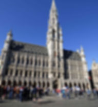 visite guidée Grand-Place Bruxelles, Vincent Beckers, architecture, guide touristique