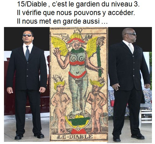 carte diable tarot psychologique vincent beckers